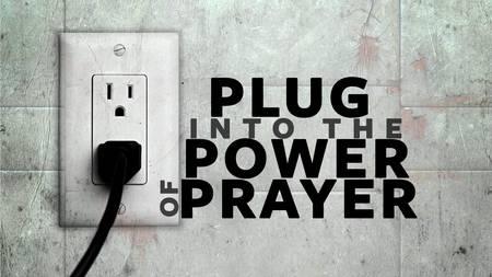 Saturday Prayer & Praise