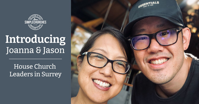 Introducing... a new (to us!) house church in Surrey!
