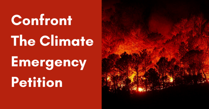 Confront the Climate Emergency Petition