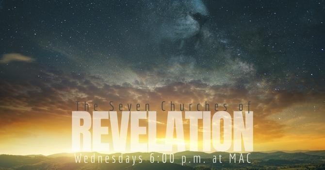7 Churches of Revelation