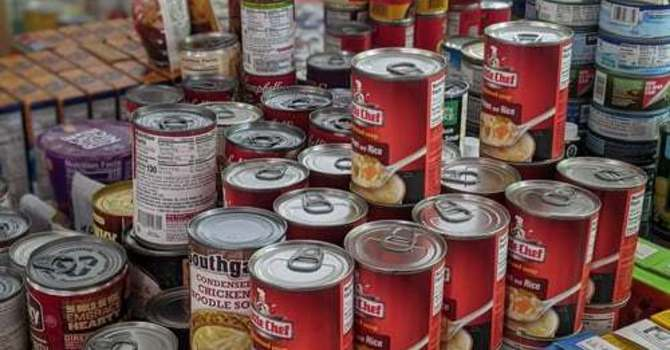 Food Bank Donation Event