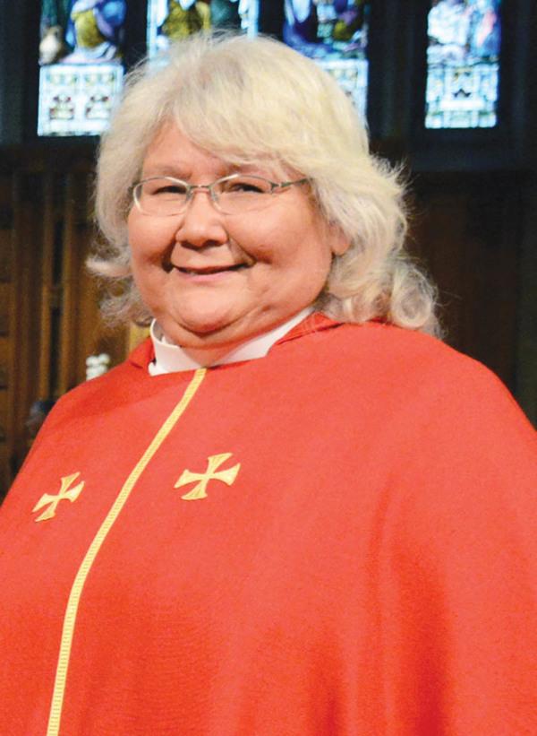 Memorial Service for The Rev. Vivian Seegers