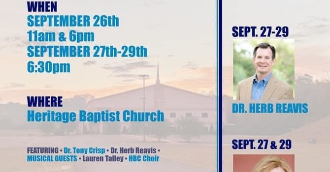"""""""High Maintenance Christians"""" with Herb Reavis Tuesday Night"""