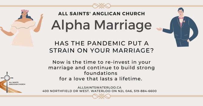 Alpha Marriage