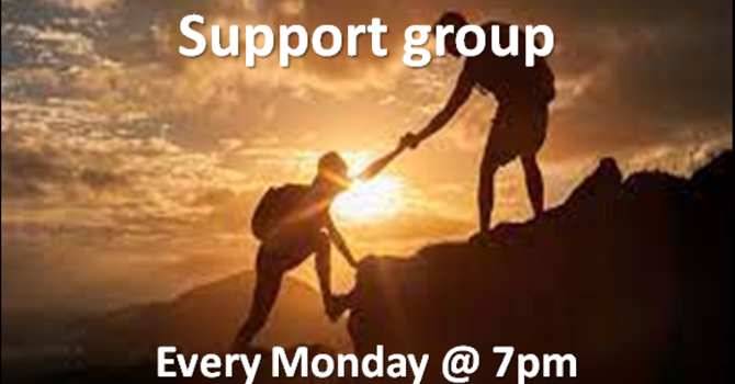 Christian 12 Step Support Group image