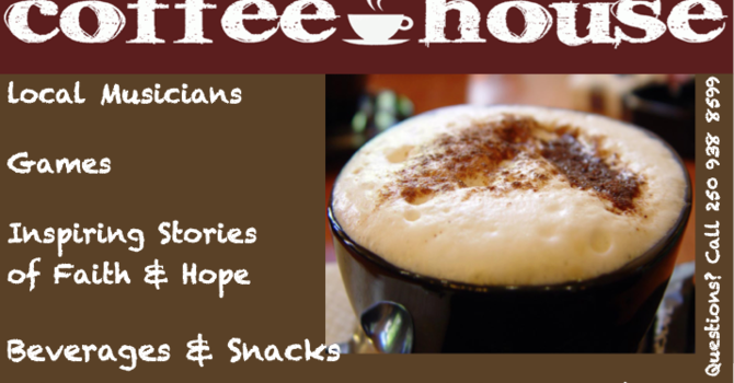 Young Adults Coffee House
