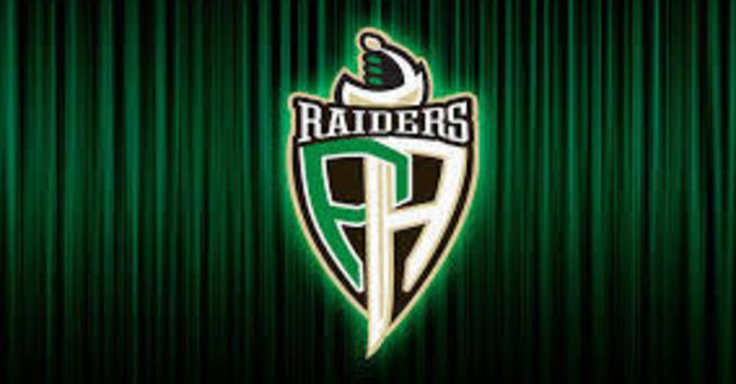 Raiders Home Game