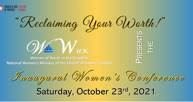 Women of Worth in the Kingdom Conference