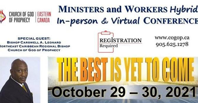 Ministers & Workers Conference