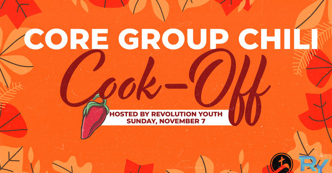 Core Group Chili Cook-Off