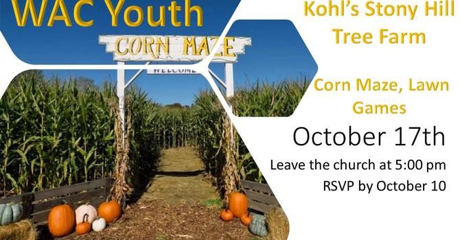 WAC Youth Corn Maze & Lawn Games
