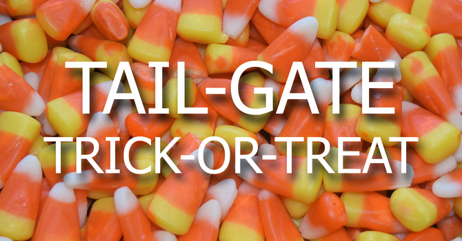 Tail-gate Trick-or-Treat