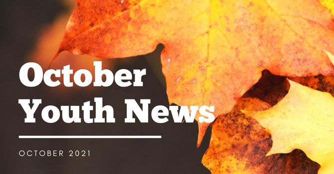 October Youth News image
