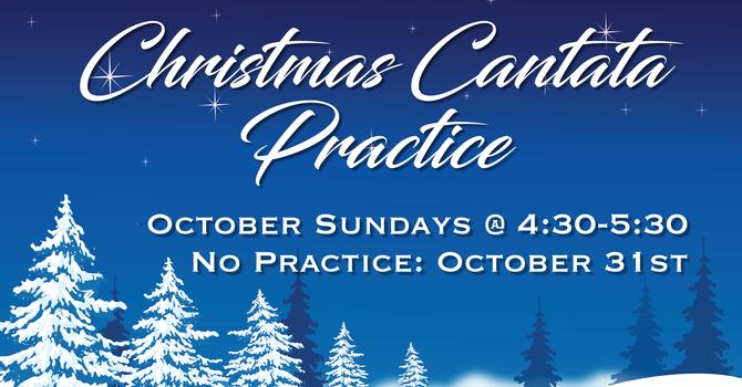 Cantata Practice