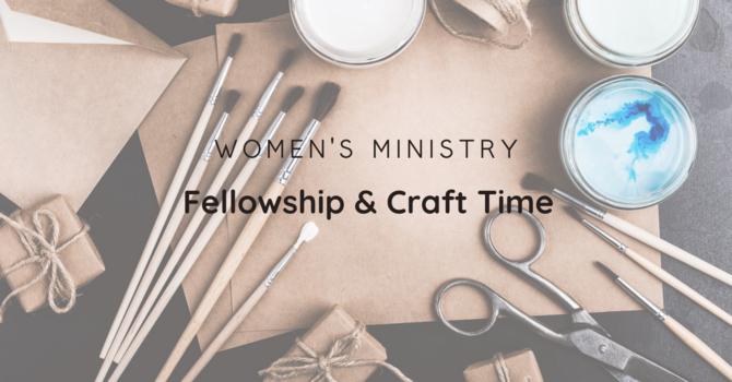 Women's Craft & Tea Time