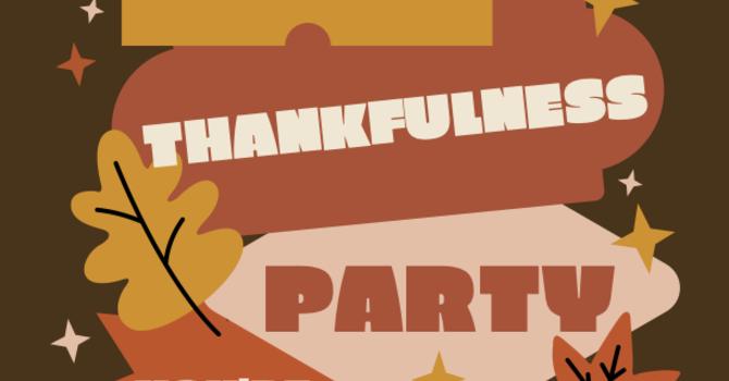 NSA Kids | Thankfulness Party