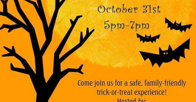 HALLOWEEN COMMUNITY OUTREACH EVENT image