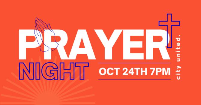 CITY UNITED. | Prayer Night