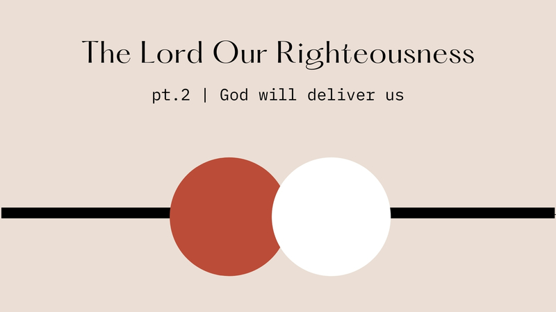 God Will Deliver Us