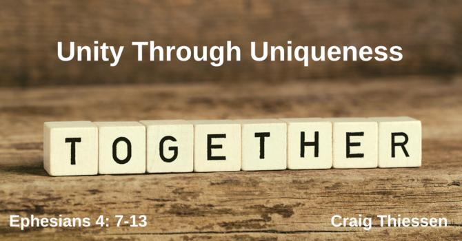 Unity Through Uniqueness