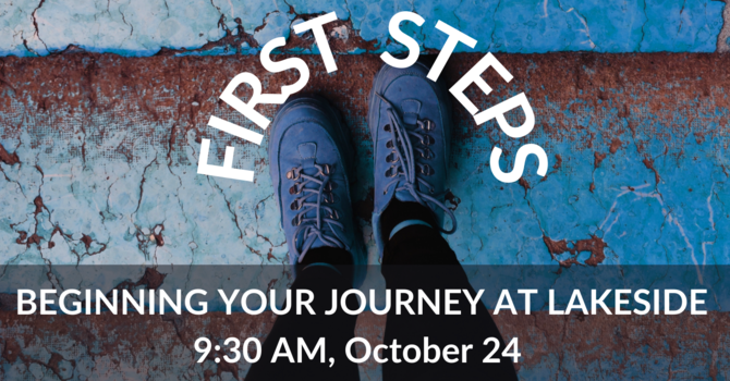 First Steps Class Starting Soon image