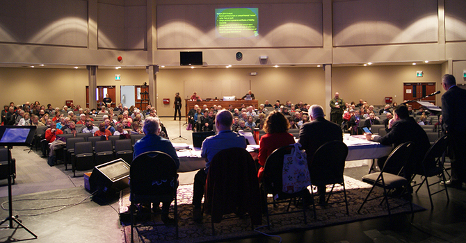 Diocesan Synod postponed to 2022 image