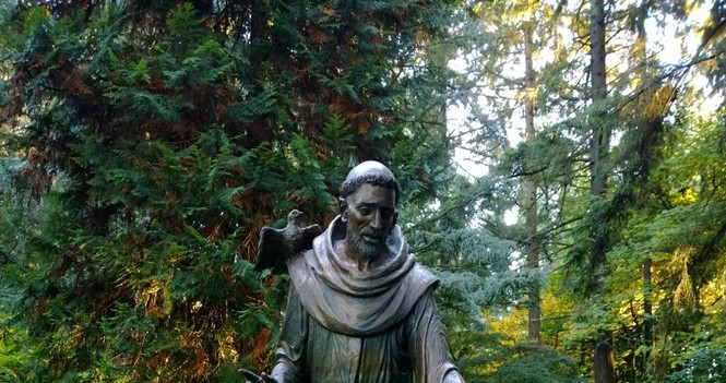 Sabbatical Notes - The Transitus of St. Francis