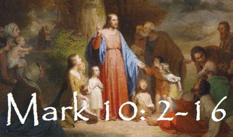 Pentecost 19B October 3, 2021