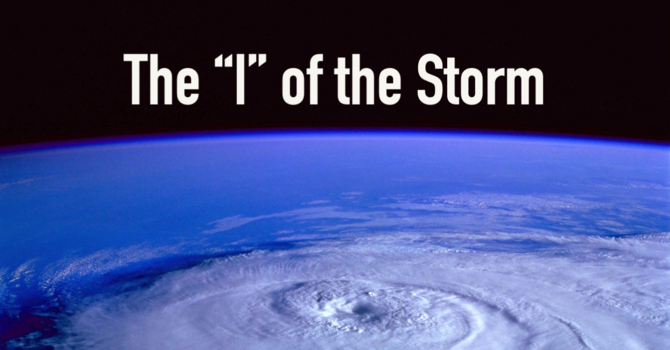 """The """"I"""" of the Storm image"""