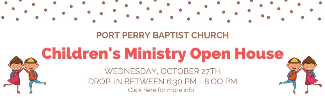 Port Perry Baptist