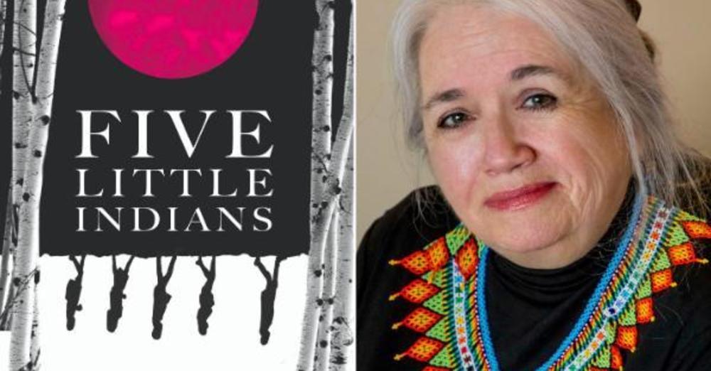 "Affirming Book Study - ""Five Little Indians"""