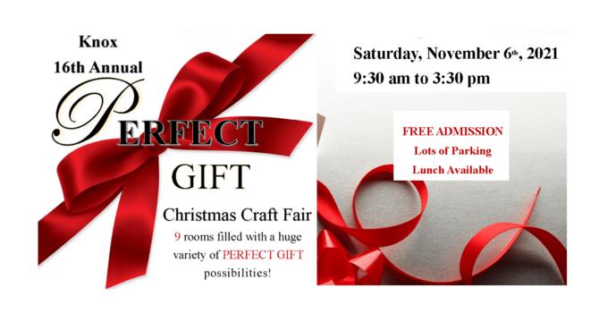 Perfect Gift Craft Fair