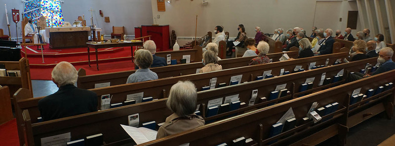 Celebration of a New Ministry on the Feast of St. Michael and All Angels