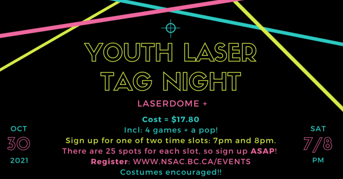 Youth Laser Tag Night