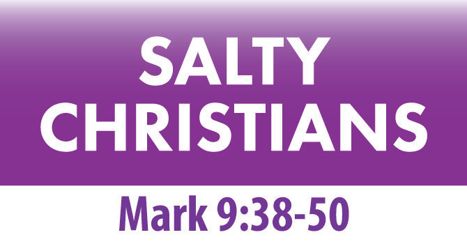 SALTY CHRISTIANS