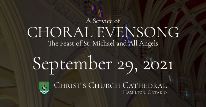 The Feast of St. Michael and All Angels