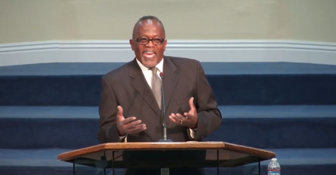 Living Out Our Purpose   October 3, 2021   11 A.M.   Rev. Johnson