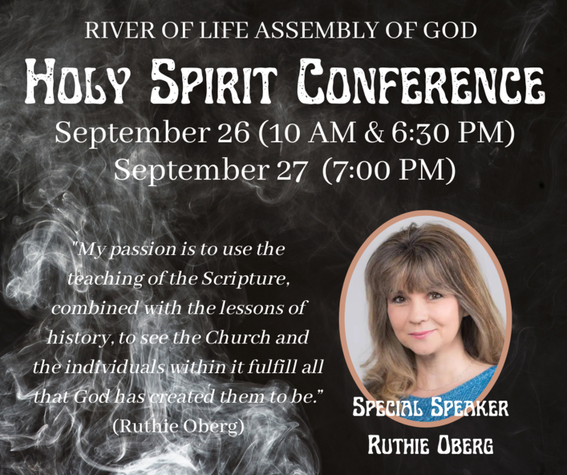 The Holy Spirit Conference part 2