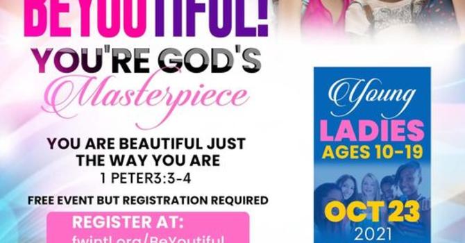 BeYoutiful! God's Masterpiece