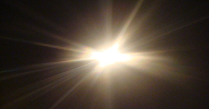 The light of the knowledge of God