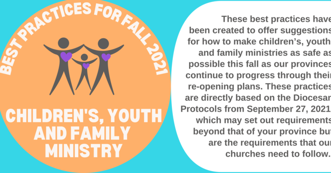 Updated Best Practices for Children's, Youth, and Family Ministry image
