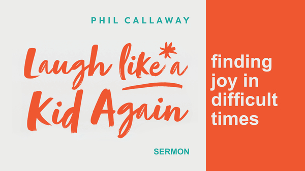 Did you miss last week's service?