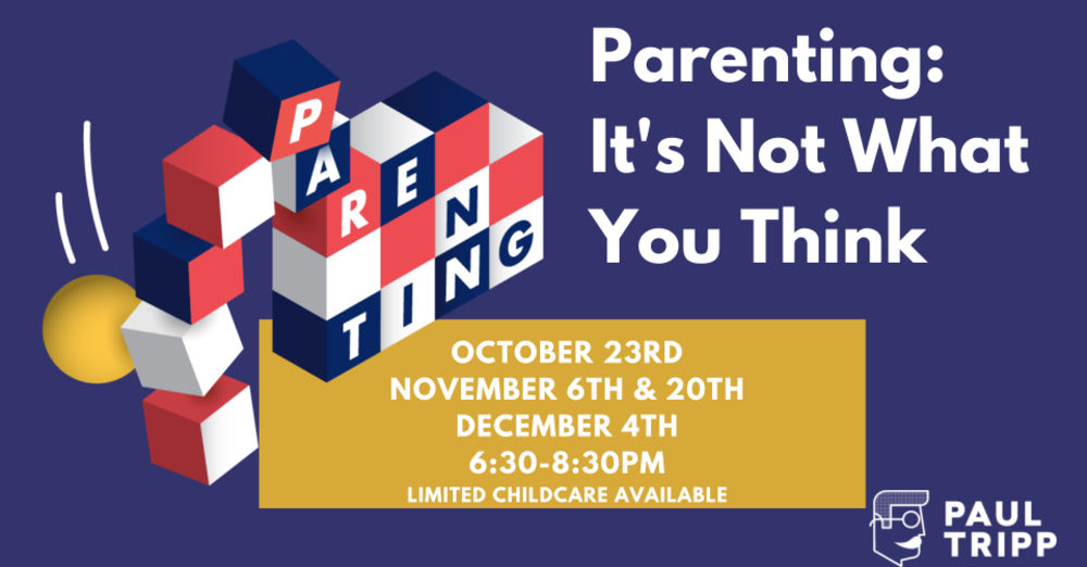 Parenting: It's Not What You Think