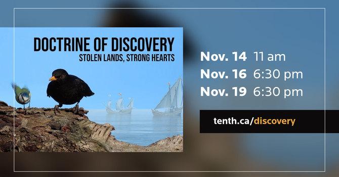 East Van   Doctrine of Discovery