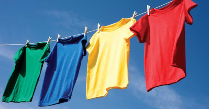 Wear Clean Clothes