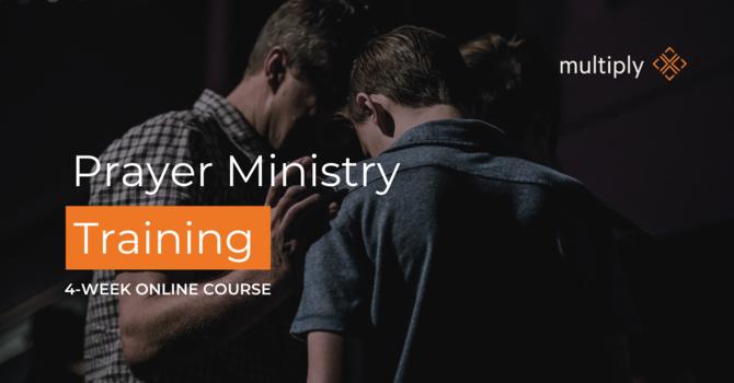Prayer Ministry Training