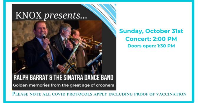 Knox Presents...Ralph Barrat & The Sinatra Band