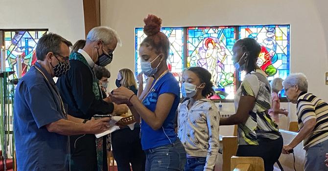 Elementary Communion Retreat
