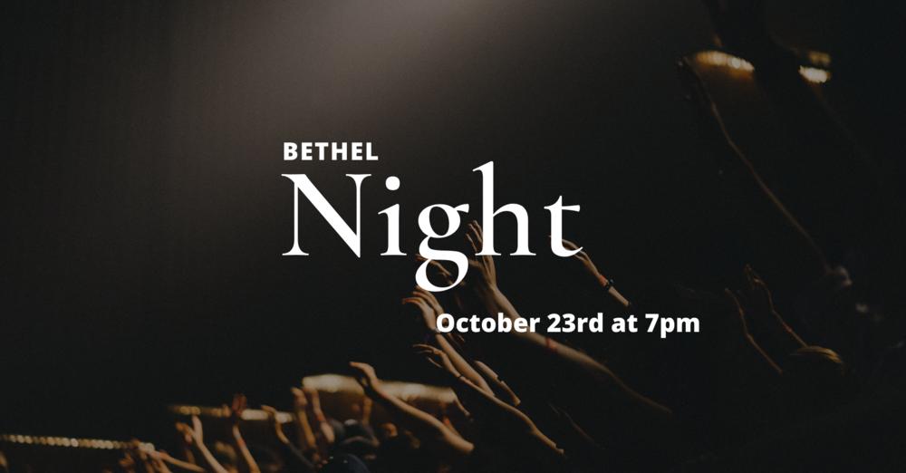 Bethel Night