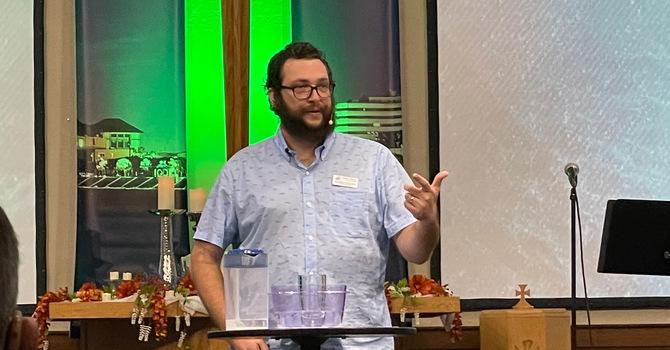 Pastor Appreciation Reception